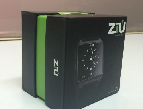 Fes-te ara amb un Smartwatch ZIU Z2