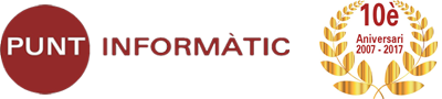 PUNT INFORMATIC Logo