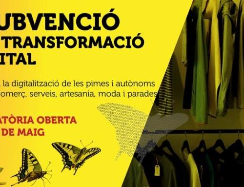 Transformació digital dels comerços