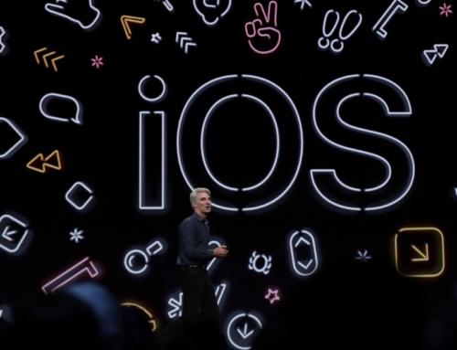 Nova actualització iOS 13